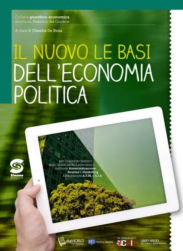 Il nuovo le basi dell'economia politica + L'atlante di economia