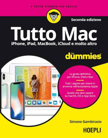Tutto Mac for dummies ePub