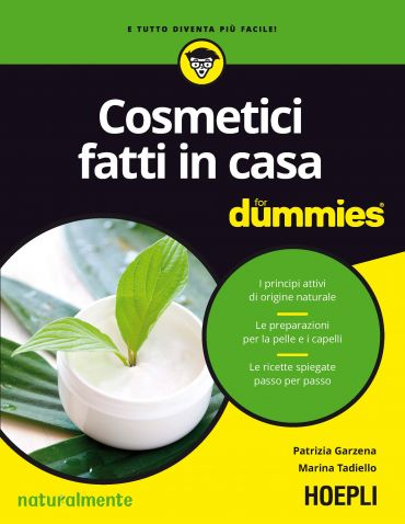 Cosmetici fatti in casa for dummies ePub