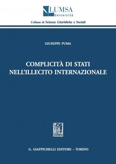 Complicità di Stati nell'illecito internazionale