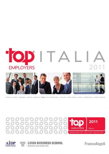 Top Employers Italia 2011