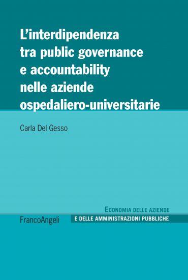 L'interdipendenza tra public governance e accountability nelle a