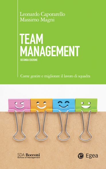 Team management - II edizione ePub