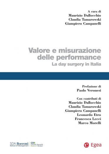 Valore e misurazione delle performance