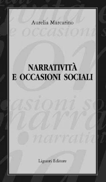 Narratività e occasioni sociali