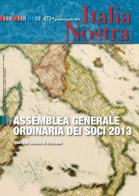 Italia Nostra 475 gen-apr 2013