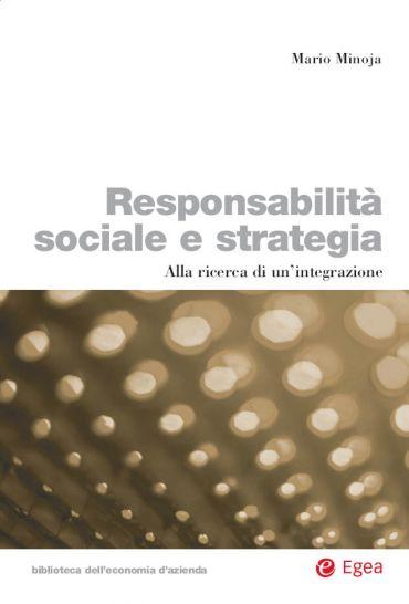 Responsabilità sociale e strategia ePub