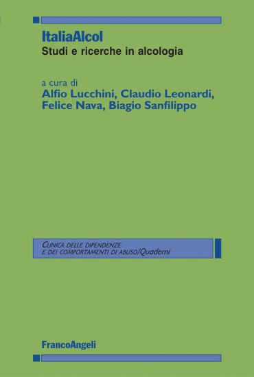ItaliaAlcol. Studi e ricerche in alcologia