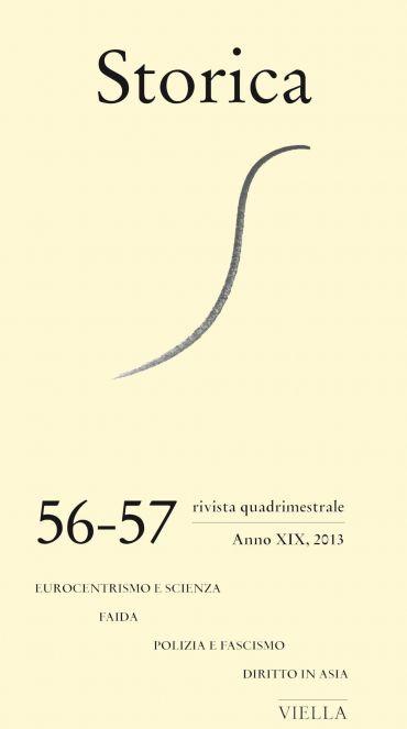 Storica (2013) Vol. 56-57