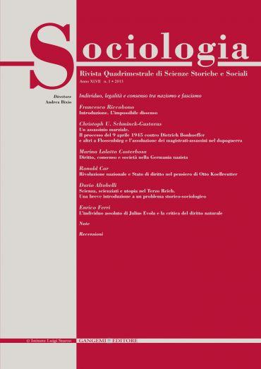 Sociologia n. 1/2013 ePub