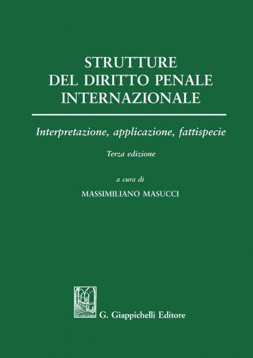 Strutture del diritto penale internazionale