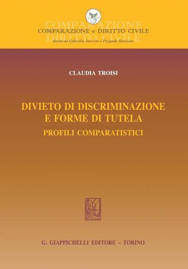 Divieto di discriminazione e forme di tutela.