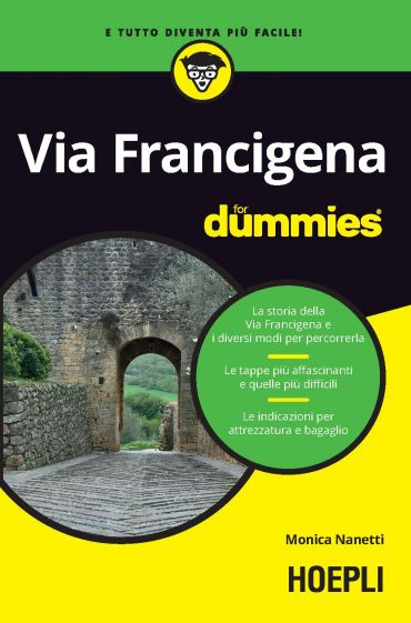 Via Francigena for dummies ePub