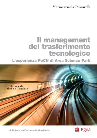Il management del trasferimento tecnologico