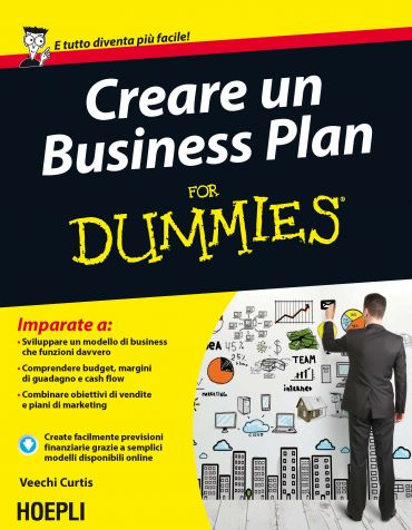 Creare Business Plan For Dummies ePub