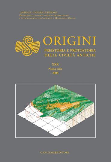 Origini - XXX Nuova serie 2008