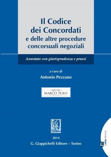 Il Codice dei Concordati e delle altre procedure concorsuali neg
