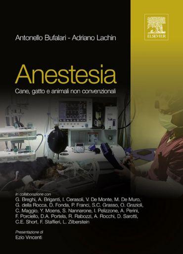 Anestesia: Cane, gatto e animali non convenzionali ePub