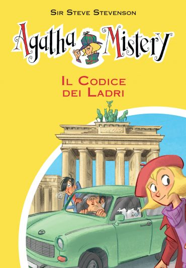 Il codice dei ladri. Agatha Mistery. Vol. 23 ePub