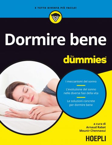 Dormire bene for dummies ePub