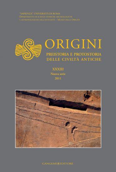 Origini - XXXIII Nuova serie 2011