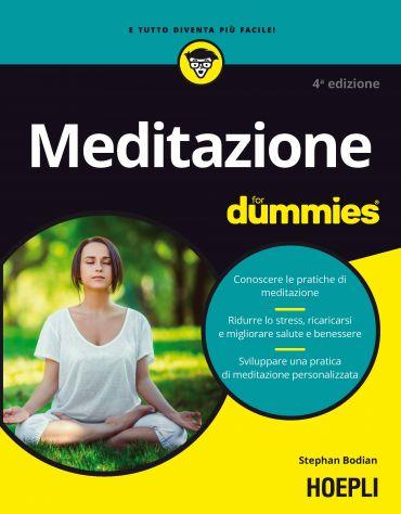 Meditazione for dummies ePub
