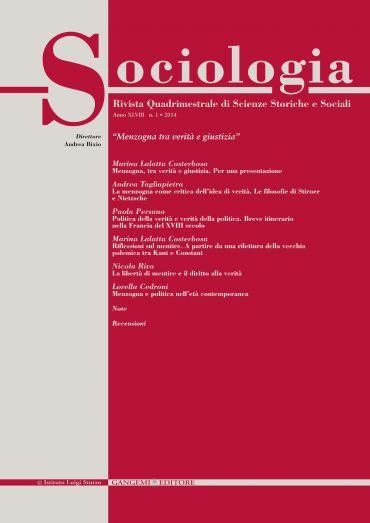 Sociologia n. 1/2014 ePub