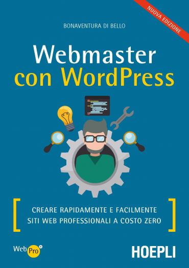 Webmaster con WordPress ePub
