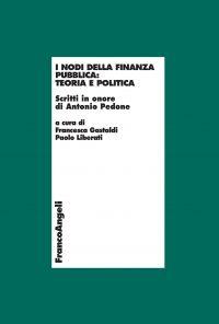 I nodi della finanza pubblica: teoria e politica