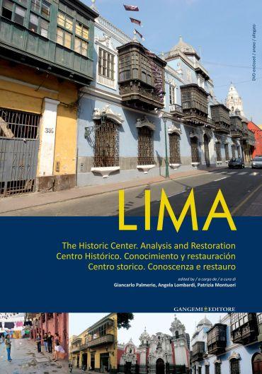 Lima – Centro storico. Conoscenza e restauro ePub