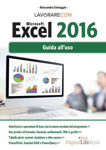 Lavorare con Microsoft EXCEL 2016 ePub