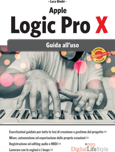 Apple Logic Pro X  2 ed. ePub