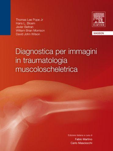 Diagnostica per immagini in traumatologia muscoloscheletrica ePu