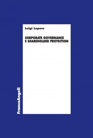 Corporate governance e shareholder protection