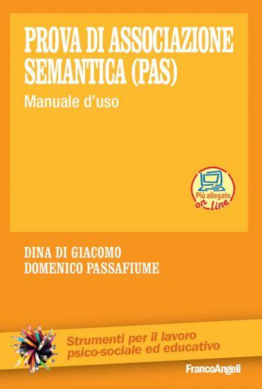 Prova di associazione semantica (PAS). Manuale d'uso ePub