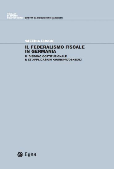 Il federalismo fiscale in Germania ePub