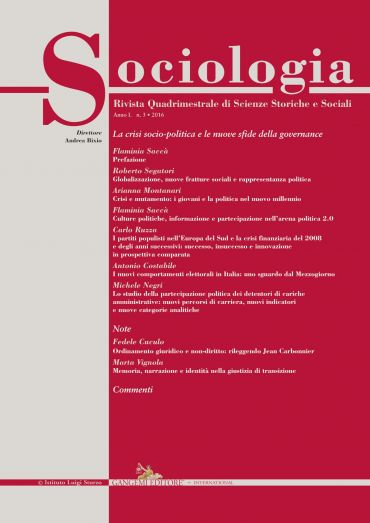 Sociologia n. 3/2016 ePub