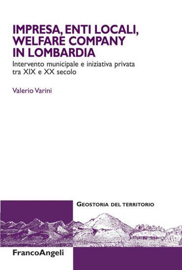 Impresa, enti locali, welfare company in Lombardia. Intervento m