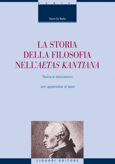 La storia della filosofia nell'Aetas Kantiana