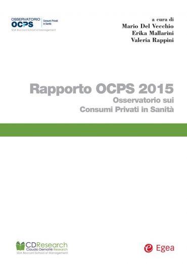 Rapporto OCPS 2015