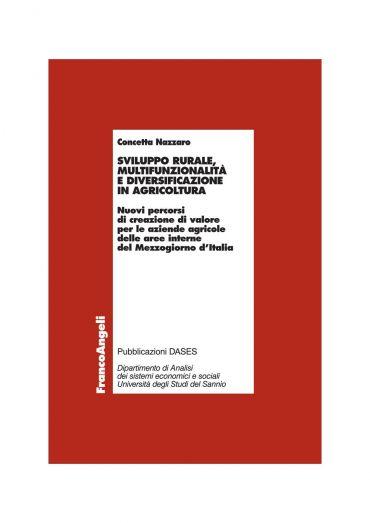 Sviluppo rurale, multifunzionalità e diversificazione in agricol