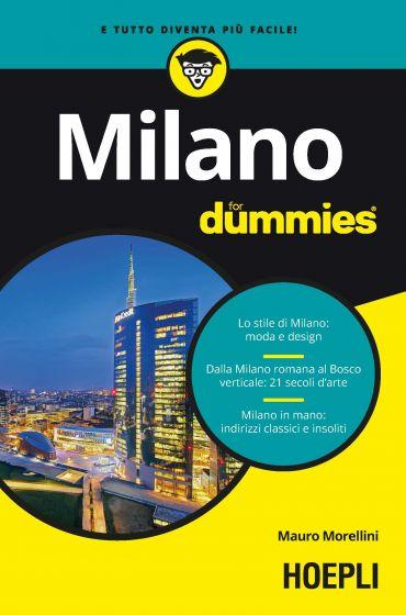 Milano for dummies ePub