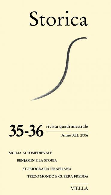 Storica (2006) Vol. 35-36
