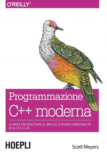 Programmazione C++ moderna ePub