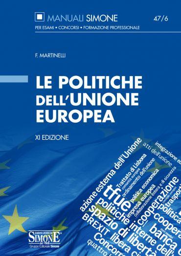 Le Politiche dell'Unione europea ePub