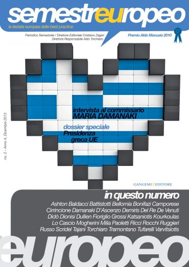 Semestre Europeo n. 2 - Anno 4, Dicembre 2013