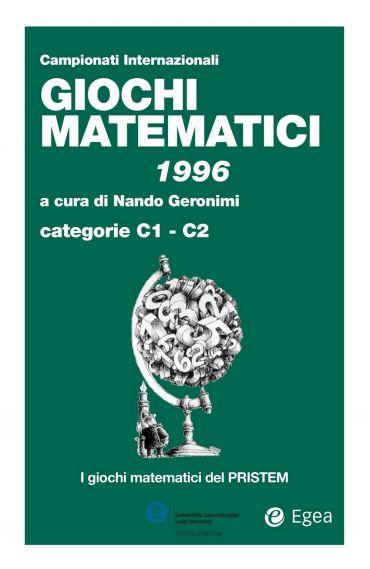 Giochi matematici 1996