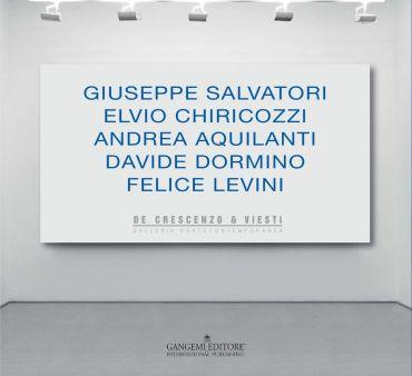 GIUSEPPE SALVATORI - ELVIO CHIRICOZZI - ANDREA AQUILANTI - DAVID