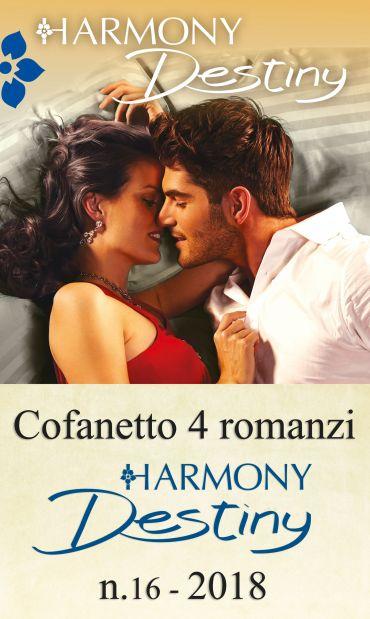 Cofanetto 4 Harmony Destiny n.16/2018 ePub