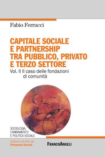 Capitale sociale e partnership tra pubblico, privato e terzo set